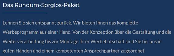 Schilder und Leuchtreklame für  Heiningen - Dürnau, Gammelshausen oder Eschenbach