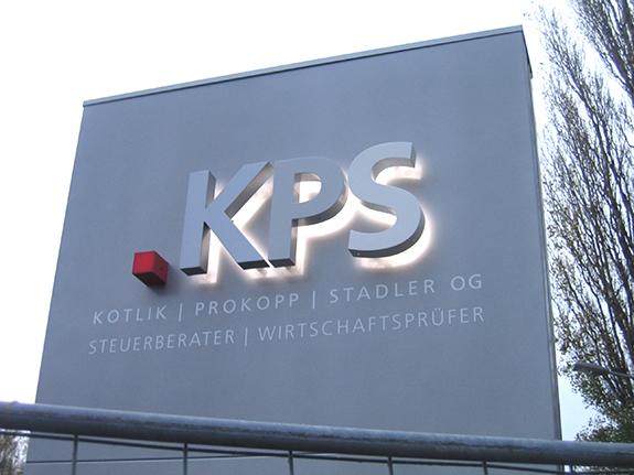 Werbebotschaft in  Heiningen