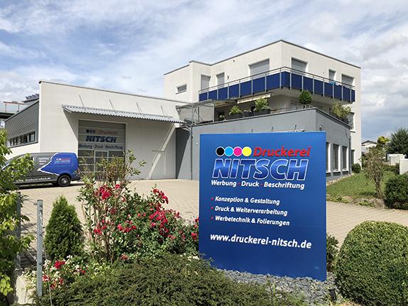 Werbung aus  Neuhausen (Fildern)