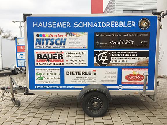 hohe Ansprüche aus  Neuhausen (Fildern)